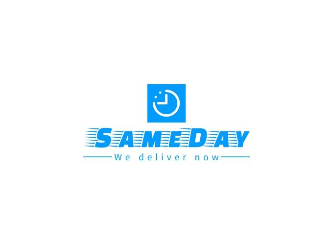 SameDay logo design