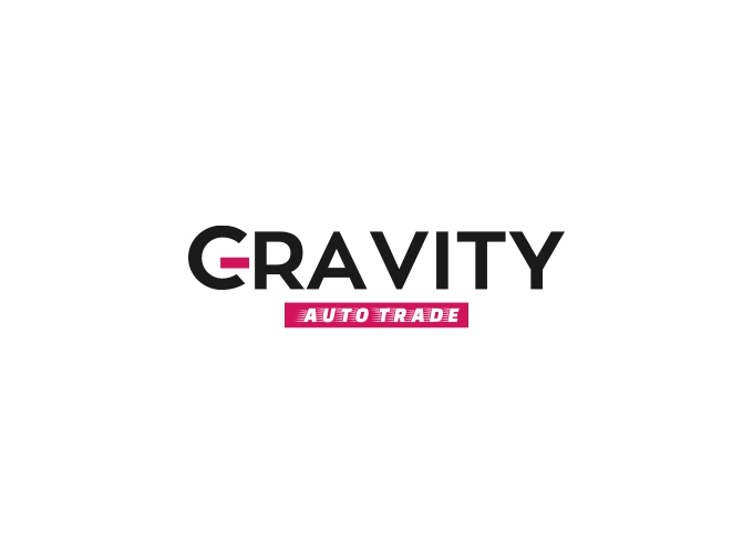 GRAVITY logo design