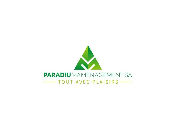 PARADIU MAMENAGEMENT SA logo design