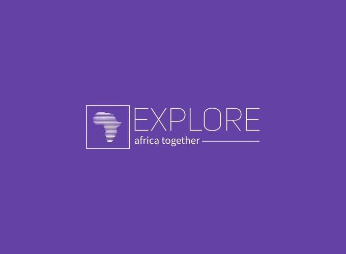 explore logo design