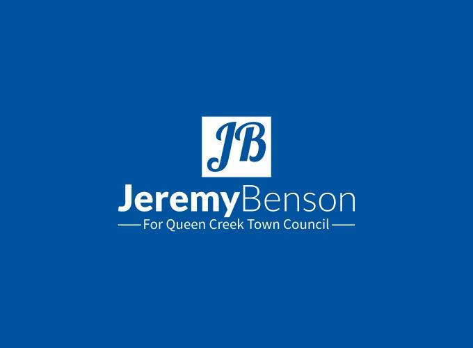 Jeremy Benson logo design