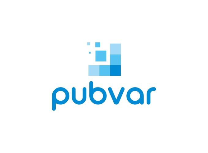 pubvar logo design