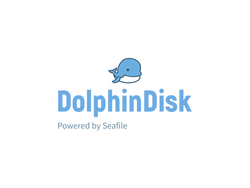 DolphinDisk - Powered by Seafile