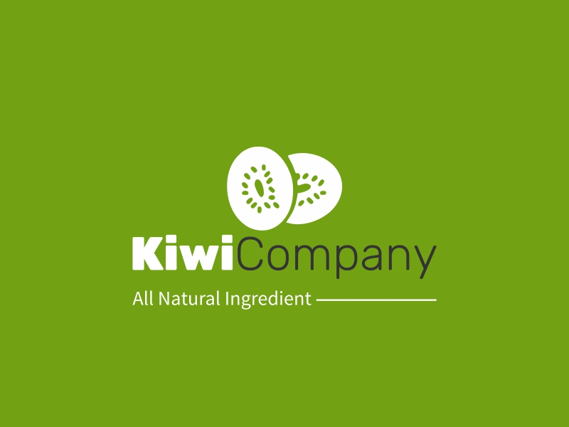 Kiwi Company - All Natural Ingredient