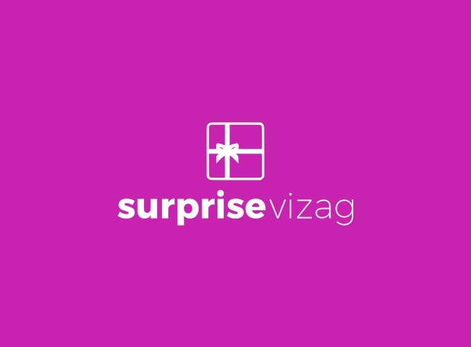 surprise vizag logo design