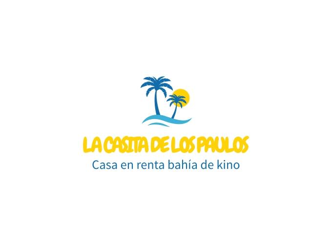 LA CASITA DE LOS PAULOS logo design
