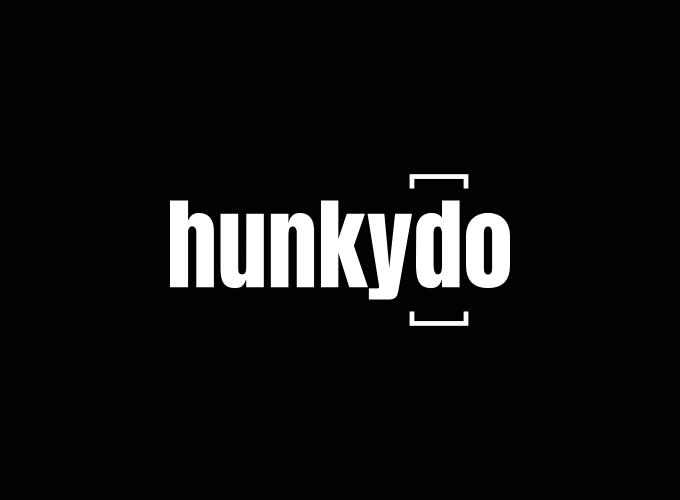 hunkydo logo design