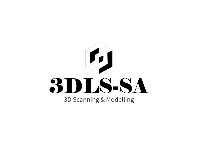 3DLS-SA logo design