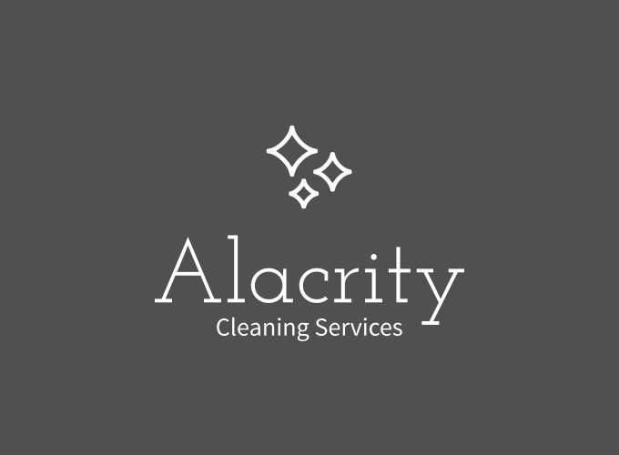 Alacrity logo design