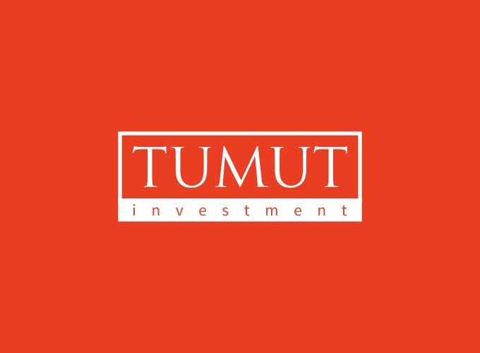 TUMUT logo design