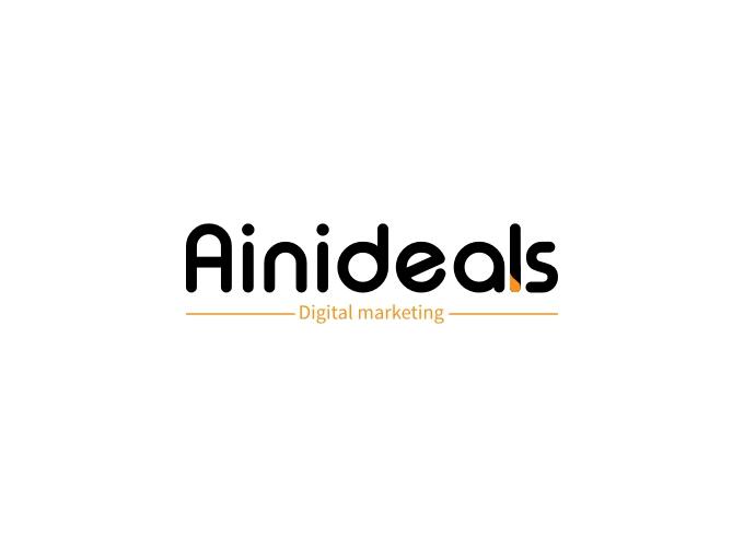Ainideals logo design