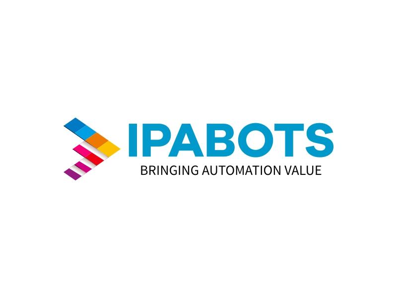 IPABOTS logo design