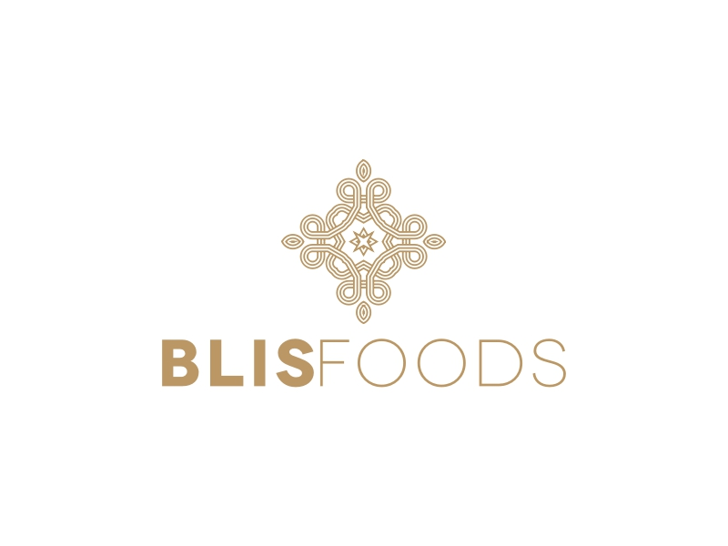 Blis Foods logo design