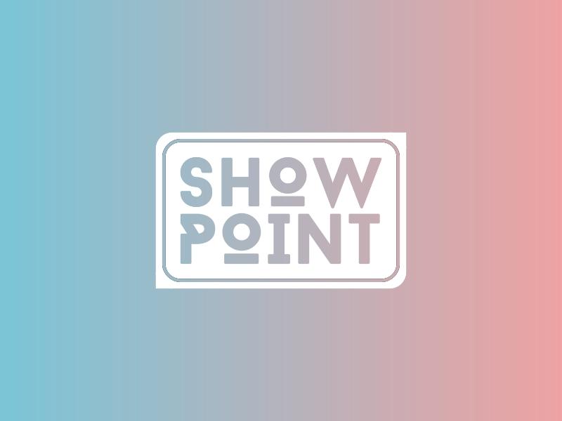 Show Point logo design
