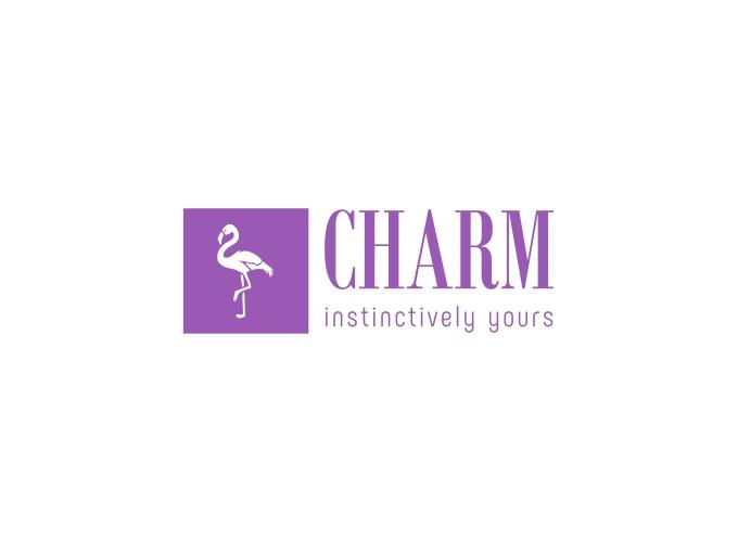CHARM logo design
