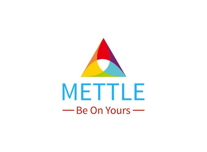 METTLE logo design