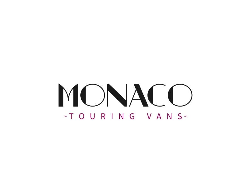 MONACO logo design