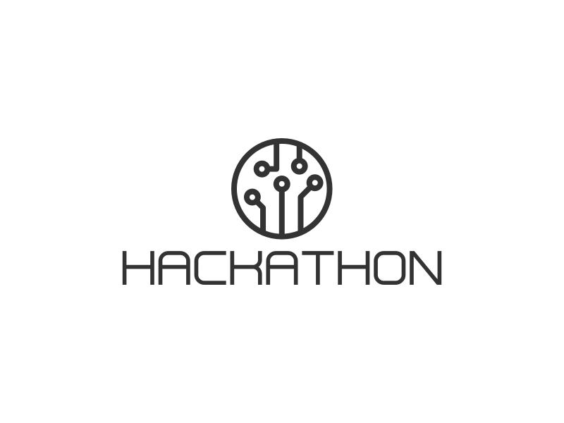 Hackathon logo design