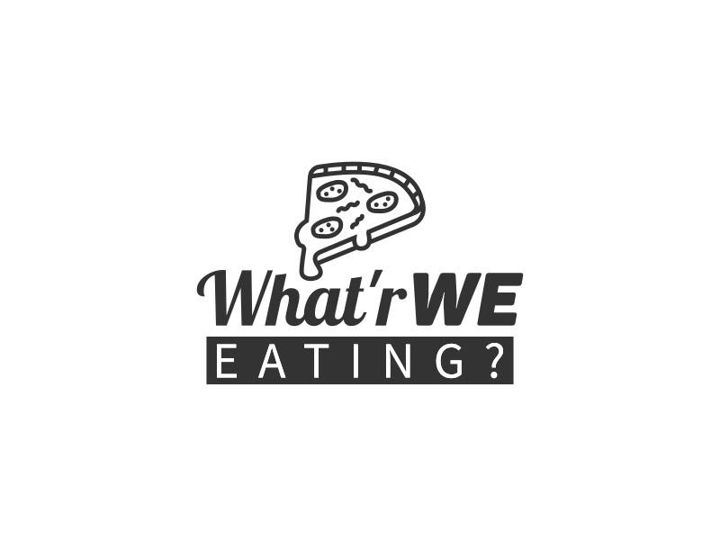 What'r we logo design