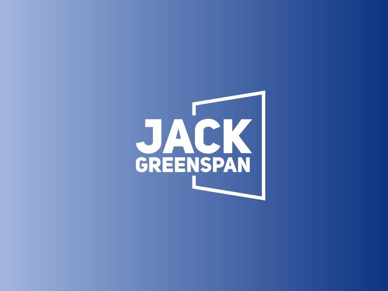 Jack Greenspan logo design