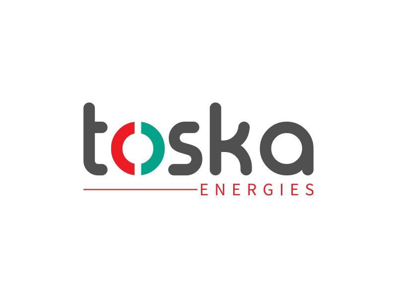 toska logo design