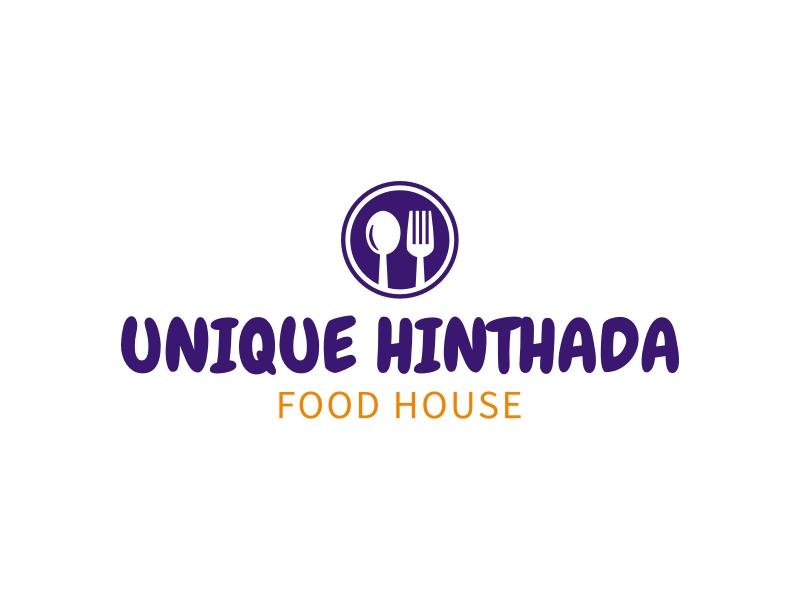 UNIQUE HINTHADA logo design