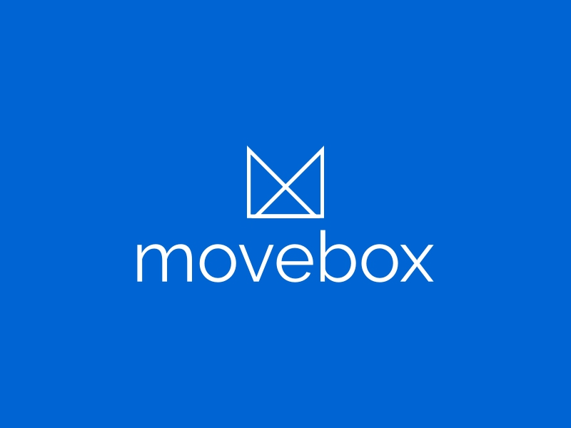 movebox logo design