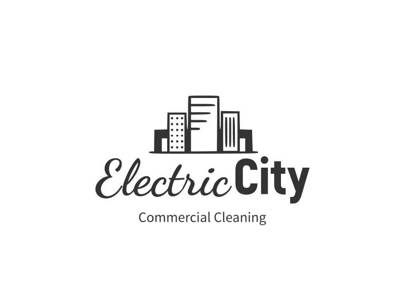 Electric City logo design