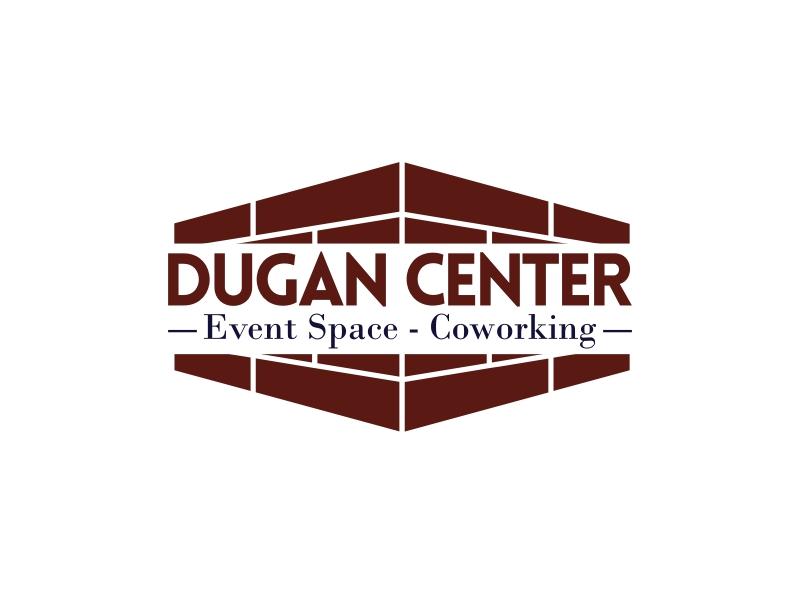 Dugan Center logo design
