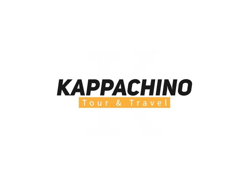 Kappachino logo design