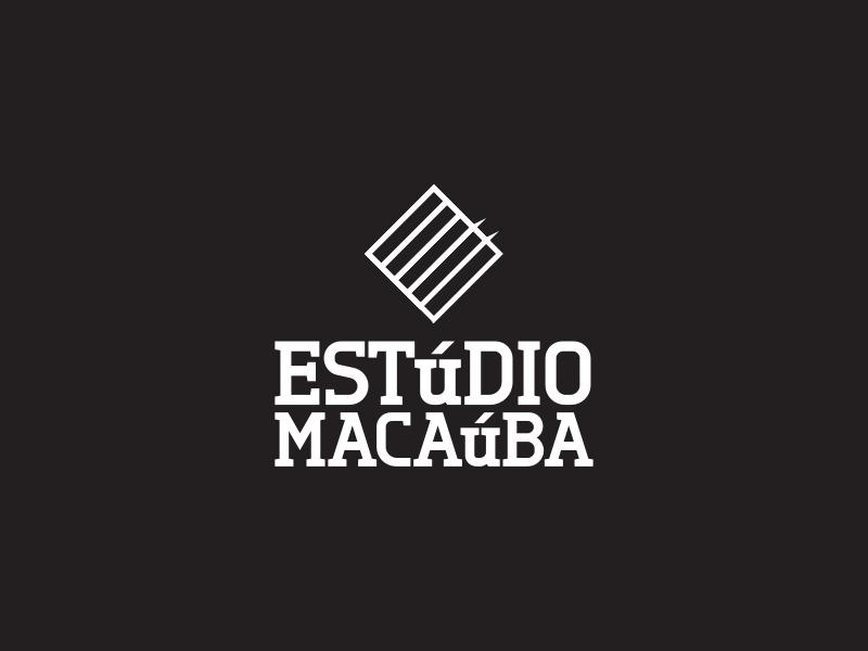 estúdio macaúba logo design