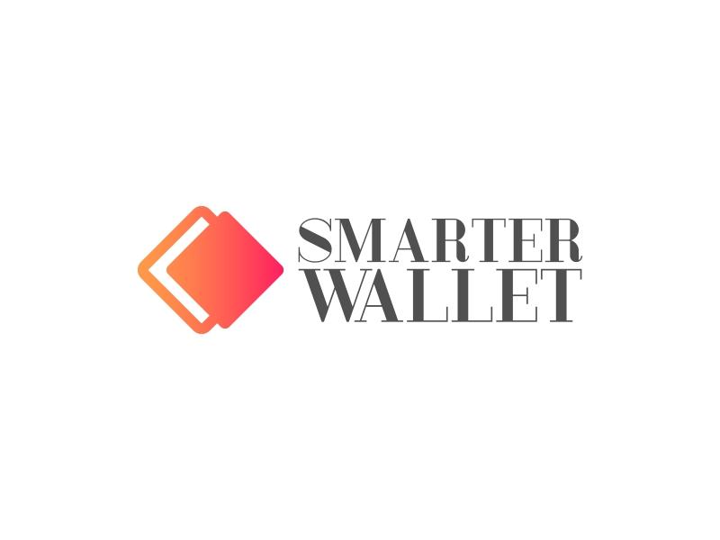 Smarter Wallet logo design