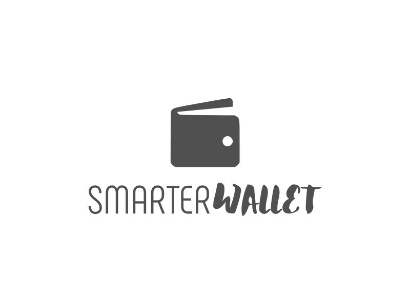 SMARTERWALLET logo design