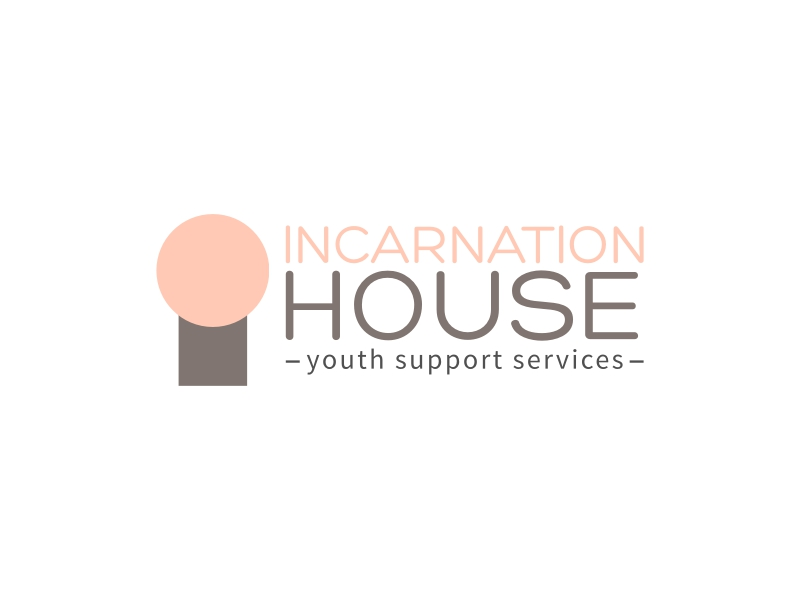 INCARNATION HOUSE logo design