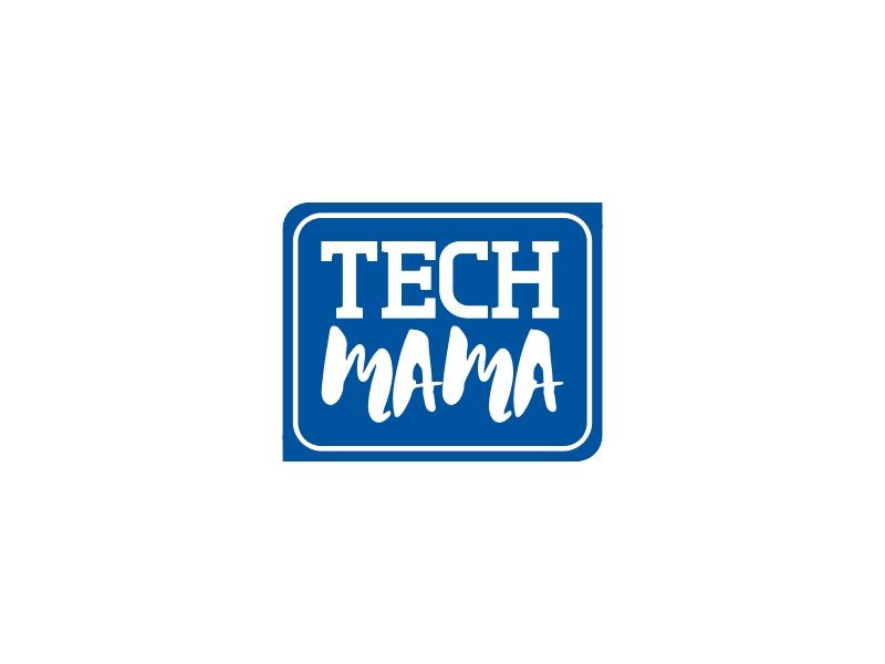 TECH MAMA logo design