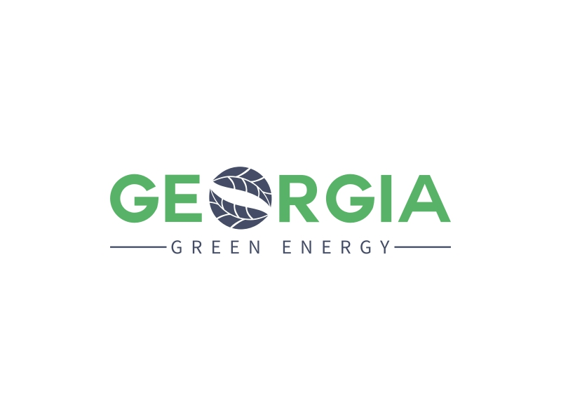 Georgia logo design