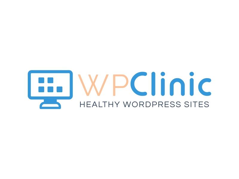 WP Clinic logo design