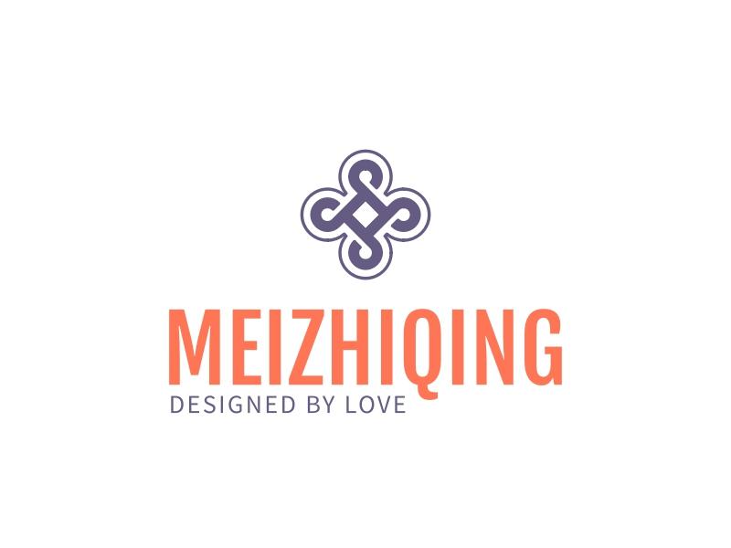 MEIZHIQING logo design