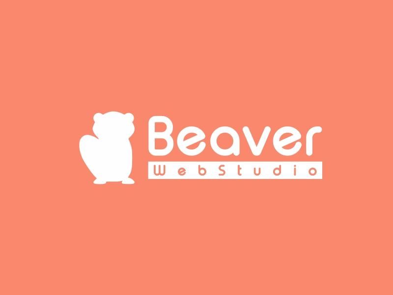 Beaver logo design