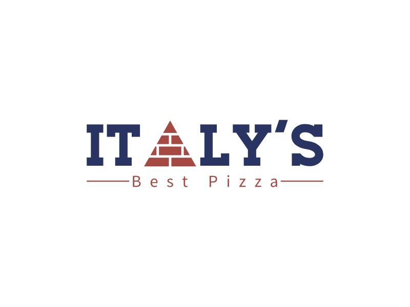 Italy's logo design