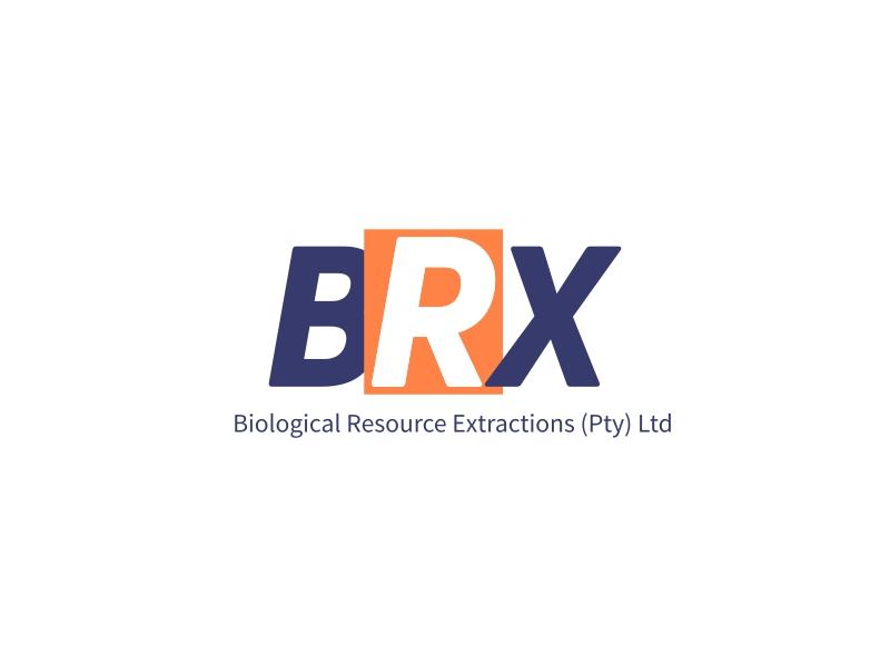 BRX logo design