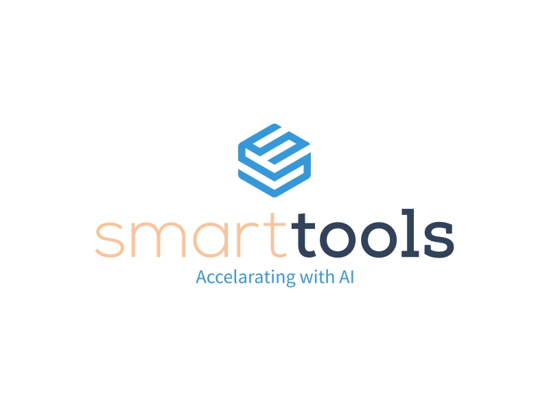 smart tools logo design