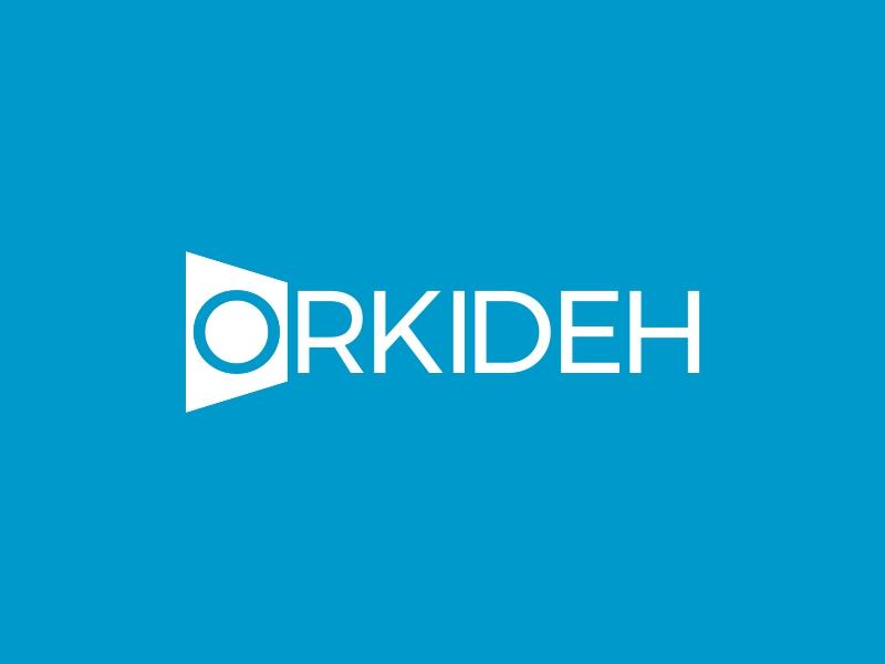 ORKIDEH logo design