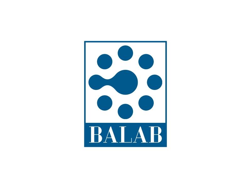 BALAB logo design