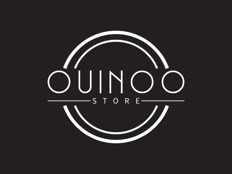 ouinoo logo design