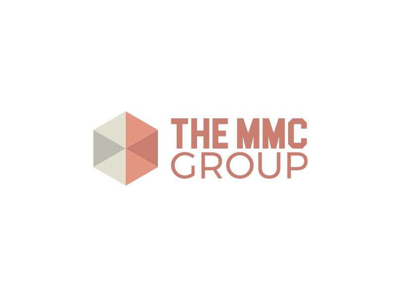 THE MMC GROUP logo design