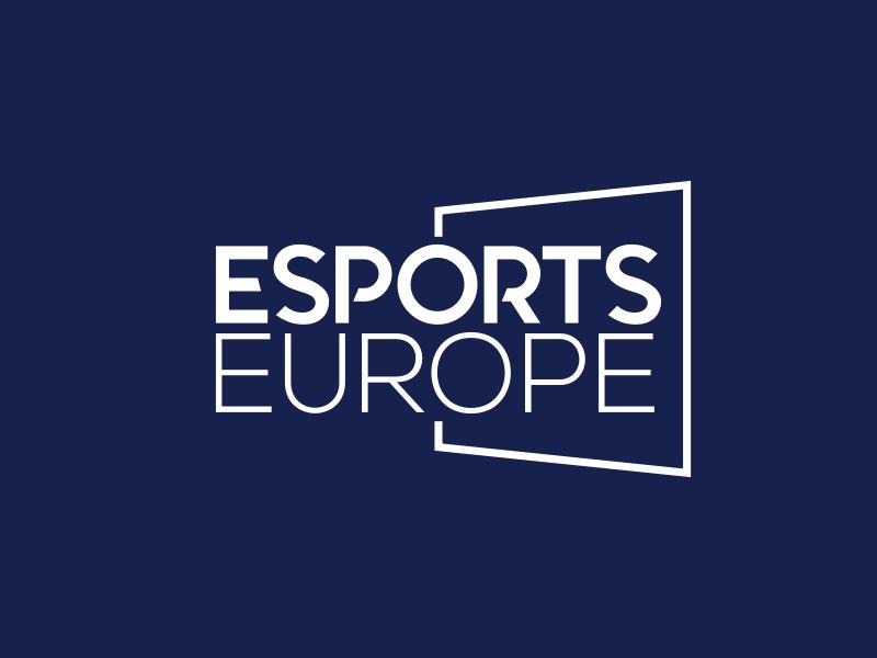 ESPORTS EUROPE logo design