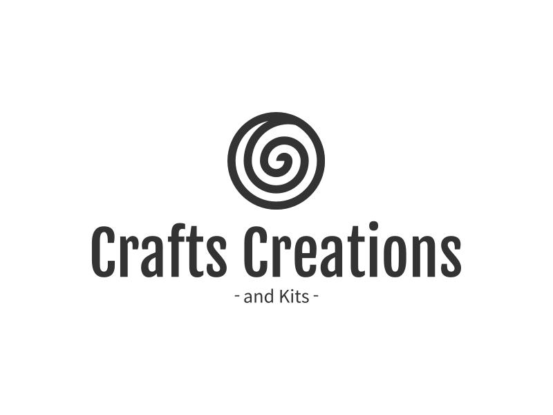 Crafts Creations logo design