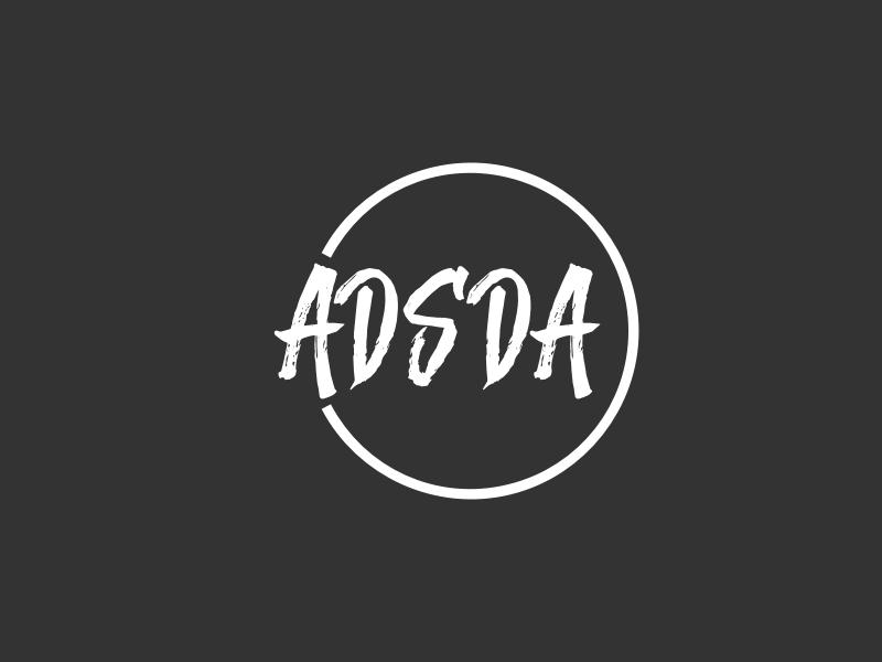 ADSDA logo design