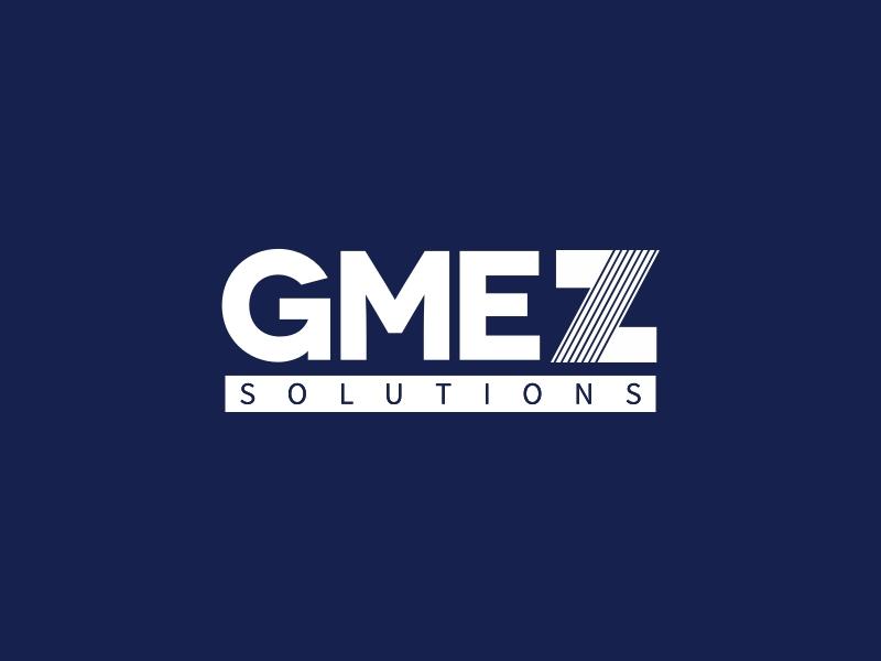GMEZ logo design